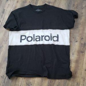 Mens polaroid t